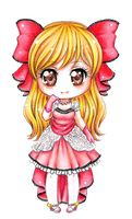 Rosy-hime by DayseRosi