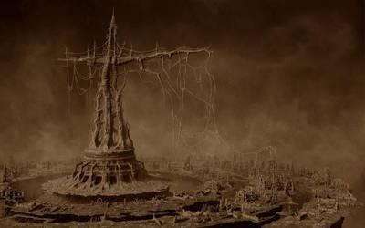 Dark Place by Tomstrzal