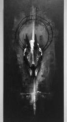 Skull by Tomstrzal