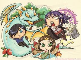 Fairy tale by Lulusama