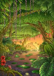 Paradise by jeroenpaint