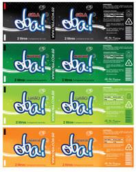 Refrigerantes OBA by itsmylove