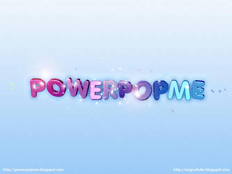 POWERPOPME by itsmylove