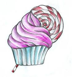 Cupcake II by itsmylove