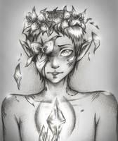 Incomplete, damaged, broken... by MidoriNichirin