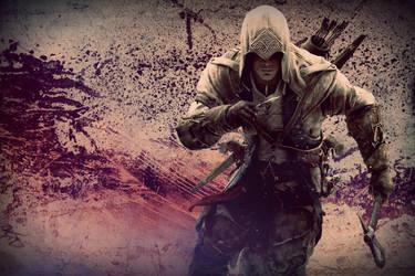 Assassins Creed 3 - sunset hunt by Nolan989890