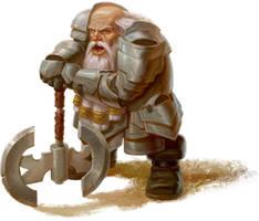 Pathfinder Tales - Jordyar by capprotti