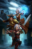 Pathfinder #7 (Paizo.com Exclusive) by capprotti