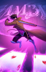 Gambit by capprotti