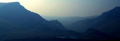 Fantasy of Snowdonia by danmatley