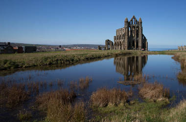 Whitby Abbey by Elvive5
