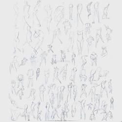 Gesture Practice 1 by SivarkArt
