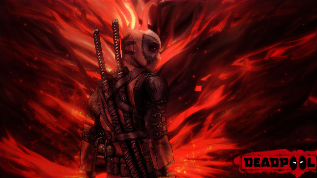 Deadpool Wallpaper By Artieftw On Deviantart