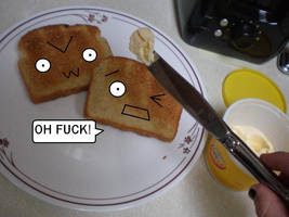 Toast by SuperiorMansex