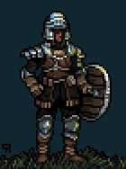 Dark Souls Warrior 29/9/14 by 1bardesign