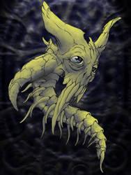 Devils Spine colored by GUDsine