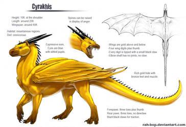 Cyrakhis refsheet by rah-bop