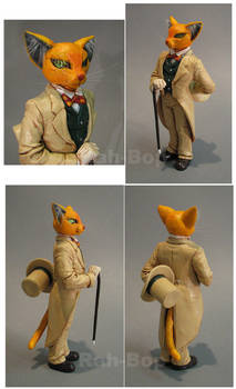 Studio Ghibli's Baron by rah-bop