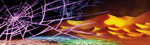 Collide BG 1/5 - Dream Bubble by rah-bop