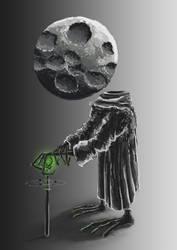 Moonman by M88Dragonfire
