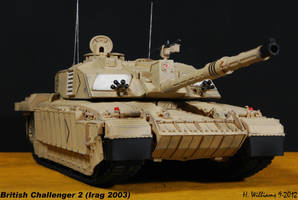Challenger 2 R by 12jack12