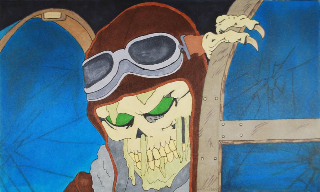 heavy metal movie ghoul by 12jack12 on deviantart