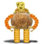 D+D - Cheese Golem by Pristichampsus