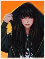 Orange by Justb1aze