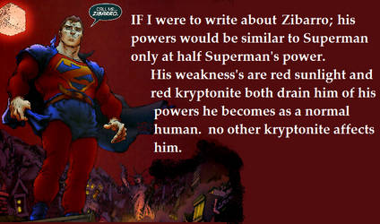 Zibarro All-Star Superman by Baremoon39
