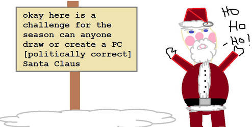 PC Santa by Baremoon39