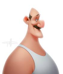 Mr Dude by griffinator