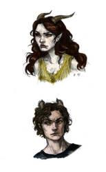 Demons by drakonarinka