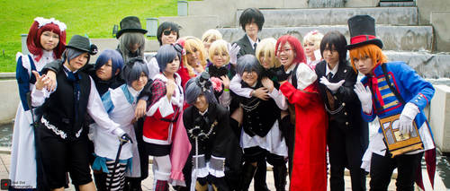 This is Ciel's Harem by Syu85