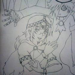 The doll princess by Syu85