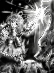 Lightning Sword by Syu85