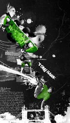 Tony Hawk by evilrikku