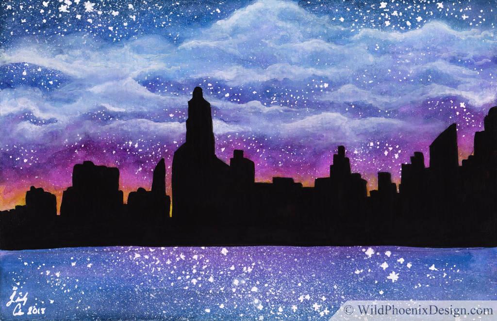 City of Stars by Wildphoenix22