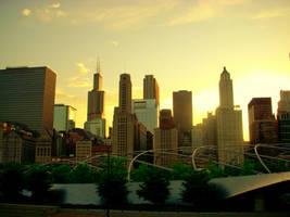 chicago. by connectlauren