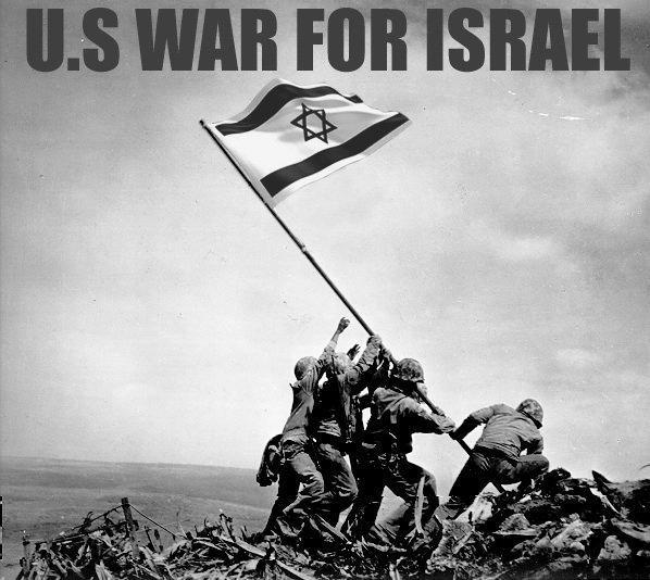 American war for Israel. by xsid
