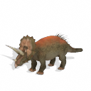 SPORE Dinosaurs: Triceratops Male PNG Image by edmundpjc