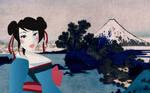 Geisha by Lydilena