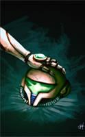Samus Aran Helmet by Ek-cg