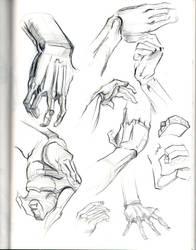 Sketches 2 by nilsvansante