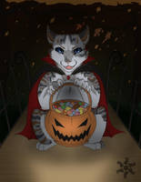 Vampire Ivypool by LotusLostInParis