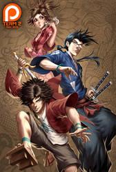 Battlecry by Quirkilicious