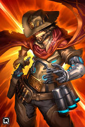 It's high noon by Quirkilicious