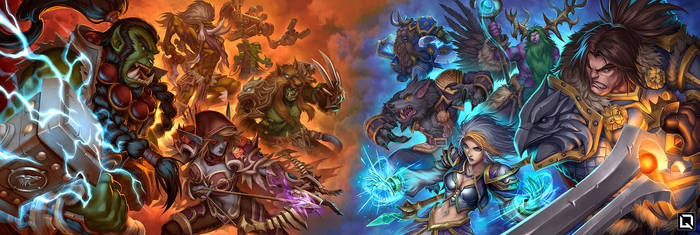 Warcraft by Quirkilicious