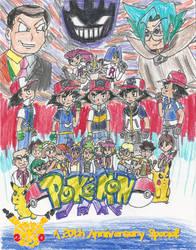 Pokemon Eras: A 20th Anniversary Special! by PuffyTopianMan