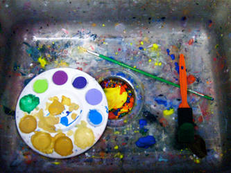 Splatter. by brighteyedbonnie