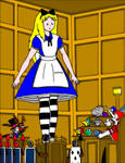 Alice in the Court by streetgals9000